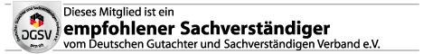 Empfohlener Sachverständiger Scharfe | Gelsenkirchen